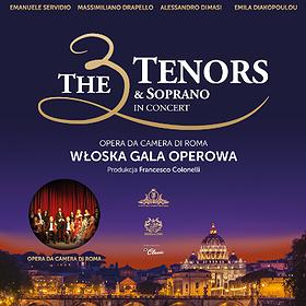 : The 3 Tenors & Soprano   Wrocław