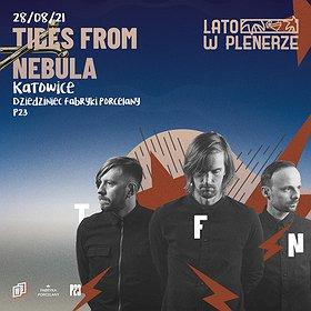 Pop / Rock: Lato w Plenerze | Tides From Nebula | Katowice