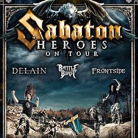 Koncerty: Sabaton