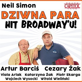 Teatry: Dziwna Para