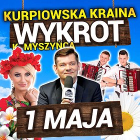Festiwale: Majówka w Wykrocie! Kurpiowska Kraina!