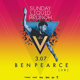Imprezy: Sunday Liquid Brunch feat. Ben Pearce (UK)