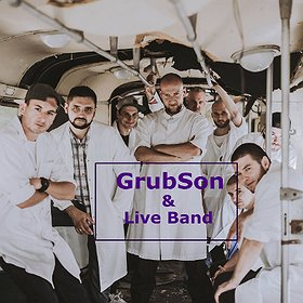 Koncerty: Grubson & Live Band / Koncert / Scena Klub Sopot