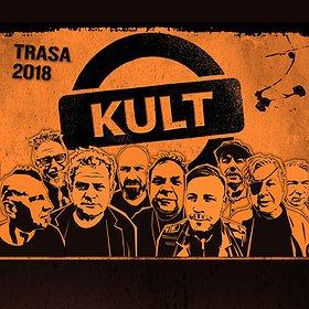 Koncerty: Kult - Pomarańczowa Trasa 2018