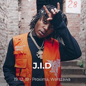 Koncerty: J.I.D