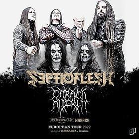 Hard Rock / Metal: SEPTICFLESH | WARSZAWA