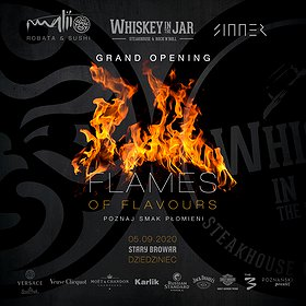 Imprezy: Flames of Flavours