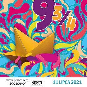 Muzyka klubowa: Big Boat Party 9 ¾