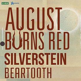 Hard Rock / Metal: August Burns Red + Silverstein + Beartooth