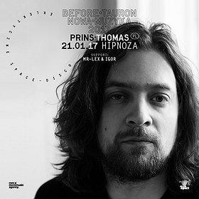 Imprezy: Prins Thomas - Before Tauron Nowa Muzyka