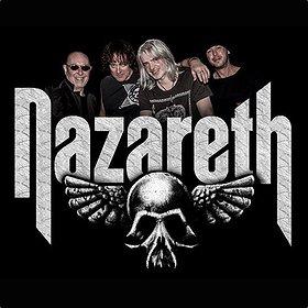 Koncerty: NAZARETH