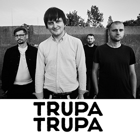 Pop / Rock: Trupa Trupa - Poznań