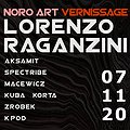Clubbing: Noro Art Vernissage, Wrocław