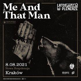 Pop / Rock: Lato w Plenerze | Me And That Man | Kraków