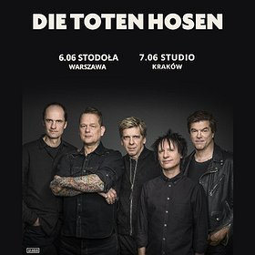 Hard Rock / Metal: Die Toten Hosen - Kraków