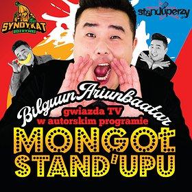 Stand-up: Bilguun Ariunbaatar: Mongoł Stand-upu   Łódź