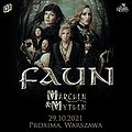 Koncerty: Faun, Warszawa