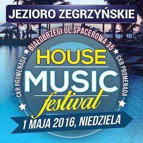 Festiwale: HOUSE MUSIC FESTIVAL - Maj 2016