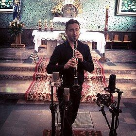 "Koncerty: Paweł Szamburski ""klarnet solo"""