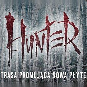 Koncerty: Hunter – Poznań / U BAZYLA