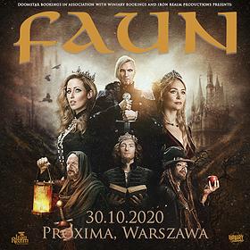 Koncerty : Faun
