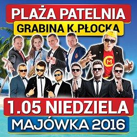 Festiwale: Rozpoczęcie sezonu, majówka na Plaży Patelnia!