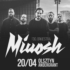 Concerts: Miuosh x FDG. Orkiestra - Olsztyn
