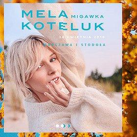 Pop / Rock: Mela Koteluk - Warszawa