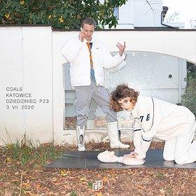 Pop / Rock: Coals | P23, Dziedziniec Fabryki Porcelany | Katowice