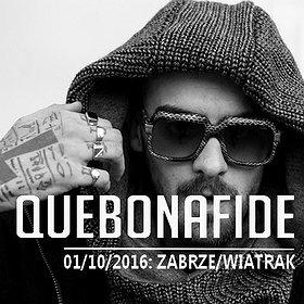 Koncerty: QUEBONAFIDE