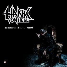 Hard Rock / Metal : HANK VON HELL | Poznań