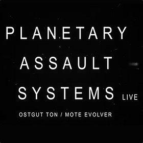 Imprezy: Tama pres. Planetary Assault Systems (live)