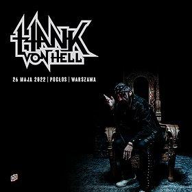 Hard Rock / Metal: HANK VON HELL | Warszawa