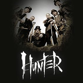Koncerty: Hunter