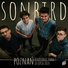 Pop / Rock: SONBIRD / Poznań