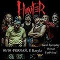 Hard Rock / Metal: HUNTER | Poznań, Poznań