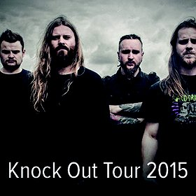 Koncerty: Knock Out Tour: Decapitated, Frontside, Materia, Totem