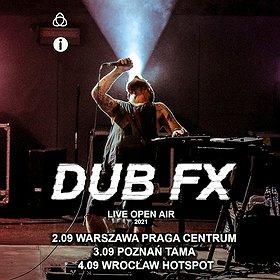 Hip Hop / Reggae: Dub Fx   Warszawa