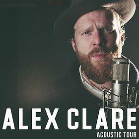 Koncerty: Alex Clare - Warszawa