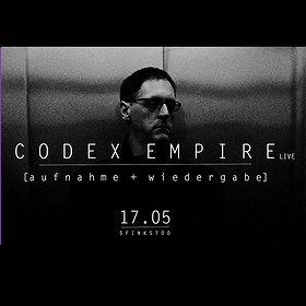 Muzyka klubowa: Codex Empire (LIVE)