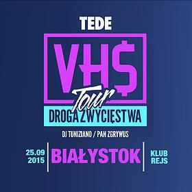 Koncerty: TEDE / VANILLAHAJS