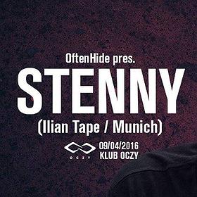 Muzyka klubowa: OftenHide pres. Stenny