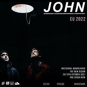 Pop / Rock : JOHN (TIMESTWO)  | WARSZAWA