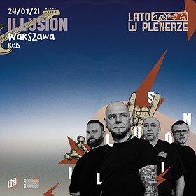 Pop / Rock: Lato w Plenerze | Illusion | Warszawa