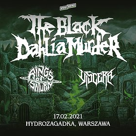 Hard Rock / Metal : The Black Dahlia Murder