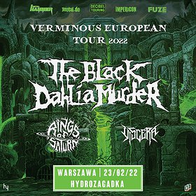 Hard Rock / Metal: The Black Dahlia Murder