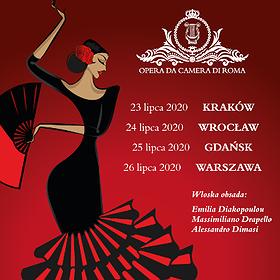 : OPERA CARMEN - WARSZAWA