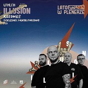 Pop / Rock: Lato w Plenerze | Illusion | Katowice
