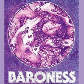 Koncerty: Baroness