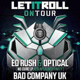 Imprezy: LET IT ROLL On Tour